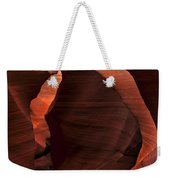 Light At Tne End Of The Tunnel Weekender Tote Bag