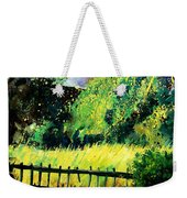 Light Before The Storm Weekender Tote Bag