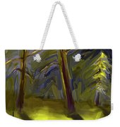 Light Breaking Through Weekender Tote Bag