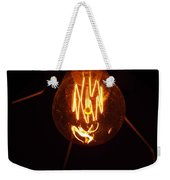 Light Bulb 002 Weekender Tote Bag