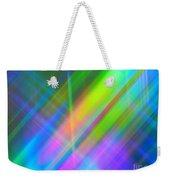 Light Color Hatch Weekender Tote Bag