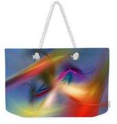 Light Dance 010310 Weekender Tote Bag