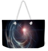 Light From The Vortex Weekender Tote Bag