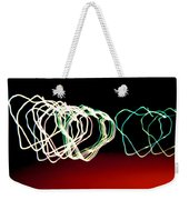 Light Hearted Weekender Tote Bag