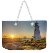 Light House  Weekender Tote Bag