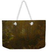 Light In Autumn Weekender Tote Bag
