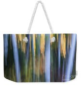Light In Evening Forest Weekender Tote Bag