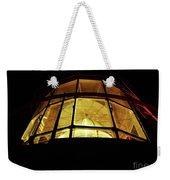 Light In The Dark Sky Weekender Tote Bag