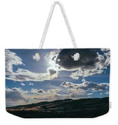 Light In The Distance Weekender Tote Bag