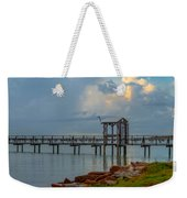 Light In The Sky Weekender Tote Bag