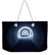 Light In The Tunnel 4 Weekender Tote Bag
