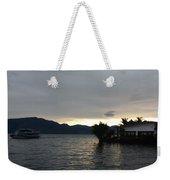 Light Of Dawn Weekender Tote Bag