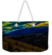 Light Of Life Weekender Tote Bag