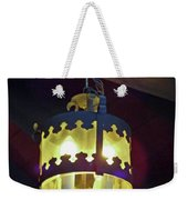 Light Of Our Lady Of Le Leche Weekender Tote Bag