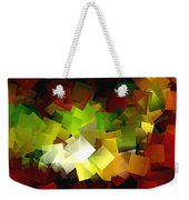 Light On The End Of Darkness Weekender Tote Bag