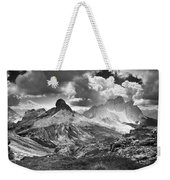 Light On The Valley Weekender Tote Bag