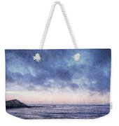 Light On The Water Weekender Tote Bag