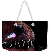 Light Organ Of Threadfin Dragonfish Weekender Tote Bag