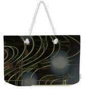 Light Painting Energy Weekender Tote Bag