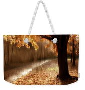 Light Painting Weekender Tote Bag by Jessica Jenney