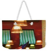 Light Reflection Nyc Canopy  Weekender Tote Bag