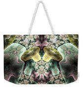 Light Scatterings Weekender Tote Bag