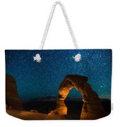Light Show Weekender Tote Bag