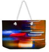 Light Speed Weekender Tote Bag