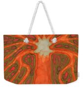 Light Tree Weekender Tote Bag