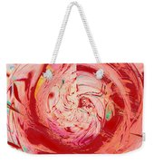 Light Waves Weekender Tote Bag