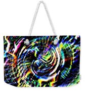 Lightening Fills The Vortex Weekender Tote Bag