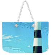 Lighthouse Bodie Island Weekender Tote Bag