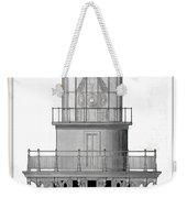 Lighthouse Detail Weekender Tote Bag