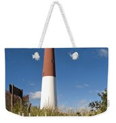 Lighthouse From Dunes Weekender Tote Bag