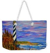 Lighthouse- Impressionism- The Coast Weekender Tote Bag