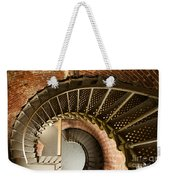 Lighthouse Stairs Cape Blanco Oregon 2 Weekender Tote Bag