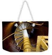 Lighthouse Stairway Weekender Tote Bag