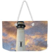 Lighthouse Visitors Weekender Tote Bag