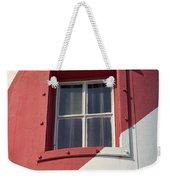 Lighthouse Window Weekender Tote Bag