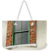 Lighthouse Windows Weekender Tote Bag