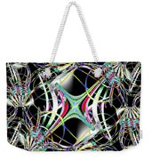 Lighting Supply Fractal Weekender Tote Bag