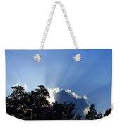 Lighting Up The Sky Weekender Tote Bag
