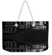 Lightning Above And Below Weekender Tote Bag