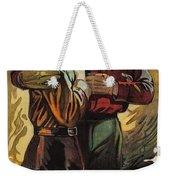 Lightning Bryce 1919 Weekender Tote Bag