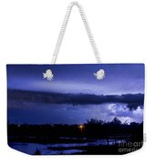 Lightning Thunderstorm July 12 2011 St Vrain Weekender Tote Bag