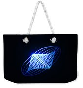 Lightpainting Weekender Tote Bag