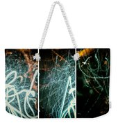Fusion Of Three Weekender Tote Bag