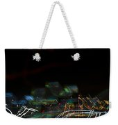Lights Abstract01 Weekender Tote Bag
