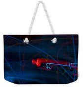 Lights Abstract03 Weekender Tote Bag