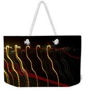 Lights Abstract07 Weekender Tote Bag
